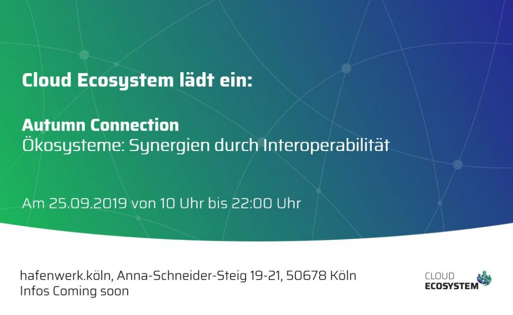 Autumn Connection am 25.09.2019 in Köln
